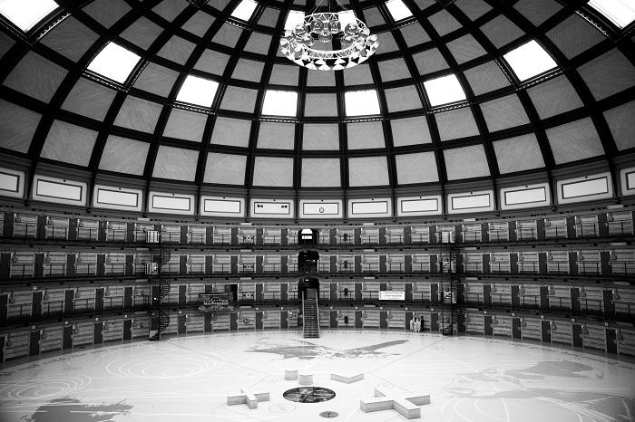 [inspiratie] Een blik achter de schermen bij de Koepelgevangenis