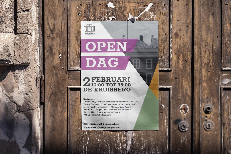[nieuws] Open dag de Kruisberg gevangenis
