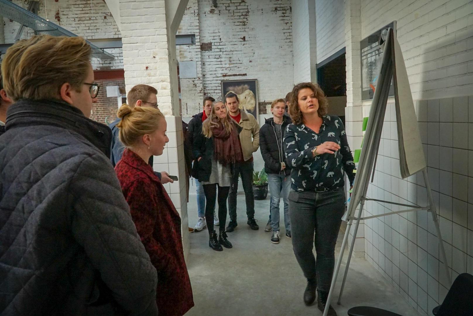 [inspiratie] Gastcollege placemaking in gebiedsontwikkeling bij Saxion