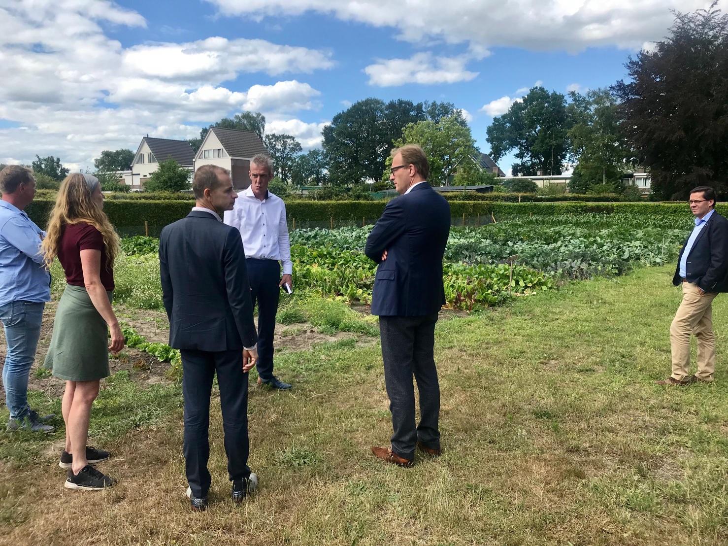 [nieuws] Burgemeester nieuwsgierig naar de Kruisberg gevangenis